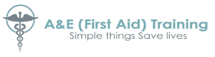 A and E (First Aid) Training Retina Logo